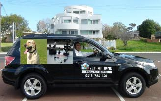 Vet at Home Car